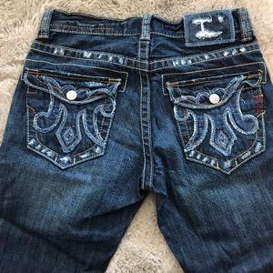 MEK Denim Meridian Bootcut Jeans W31 L32